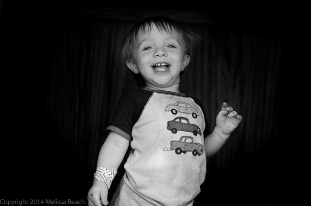 Life in Black and White – Feb2014