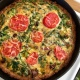 Gluten Free Veggie Quiche